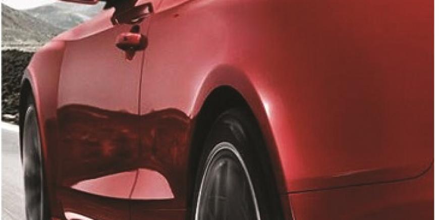 لاک و رنگ های اتومبیلی