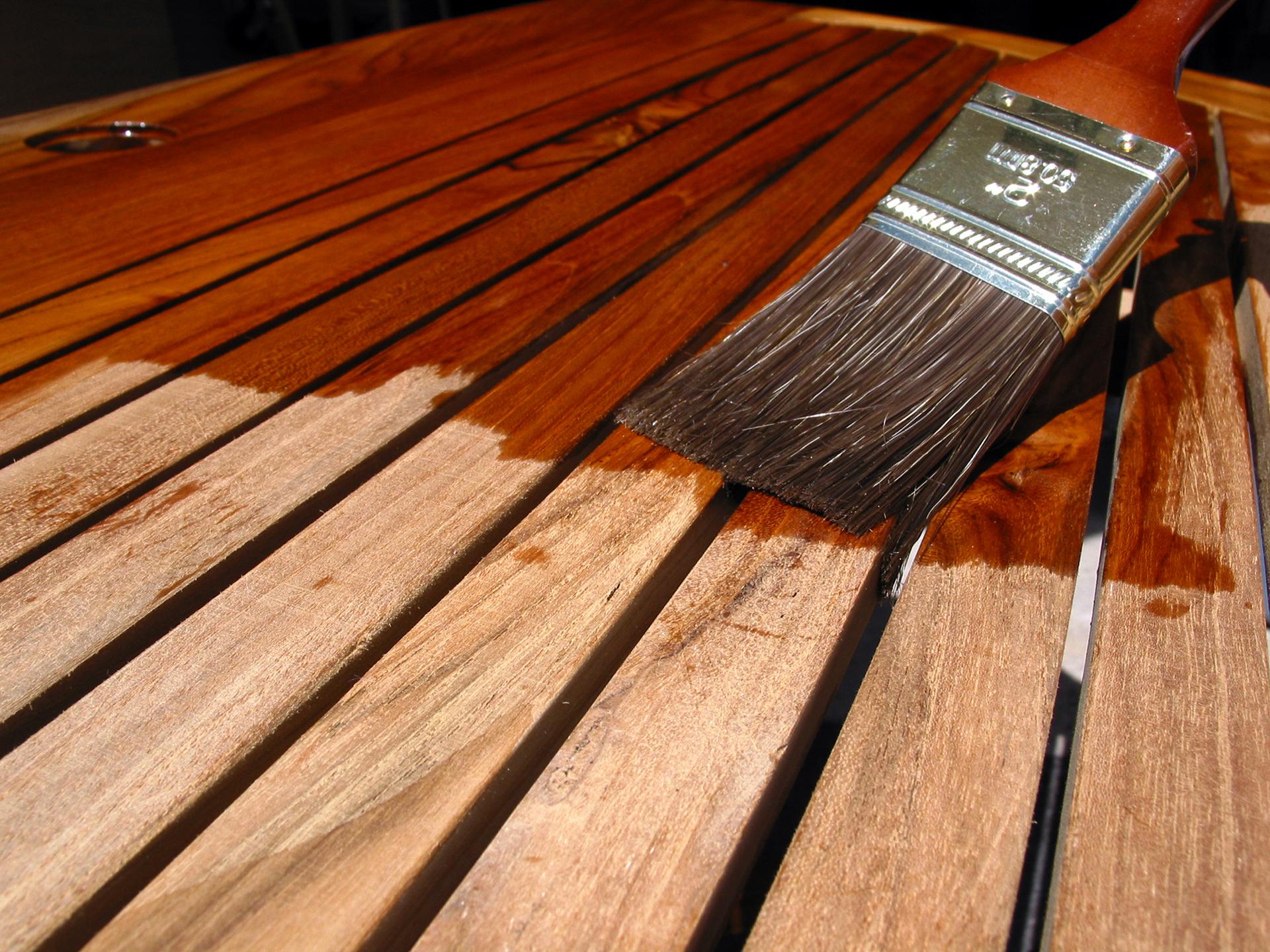 پوشش سطوح چوبی