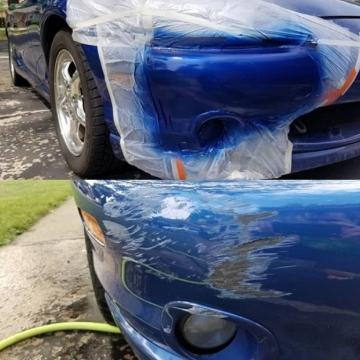 مروری بر روش اعمال رنگهای تعمیراتی خودرویی